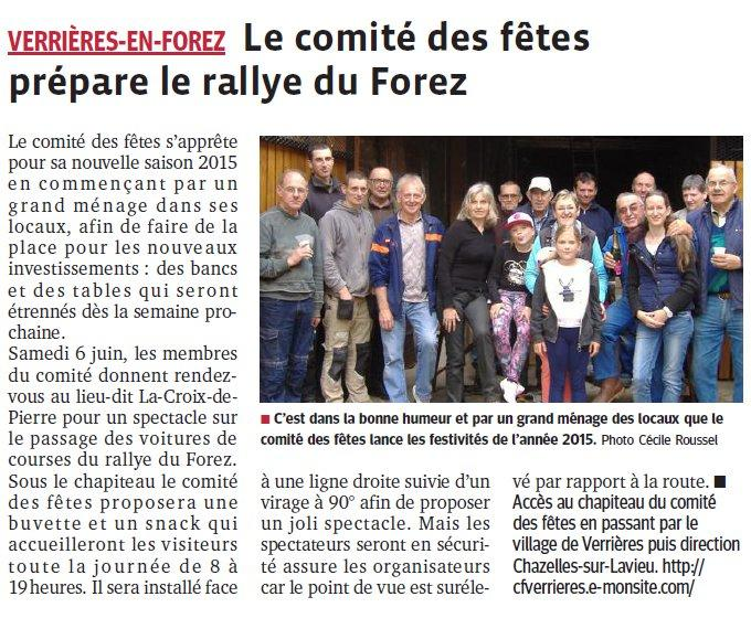 Article 2 juin 2015