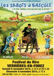 Festival du rire affiche 2