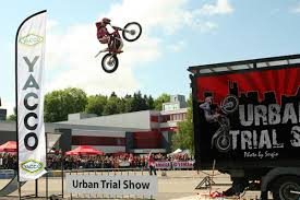 Urban trial show photo